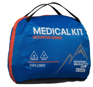 Adventure Medical Kits Mountain Explorer First Aid Survival Kit (NEW UNOPENED)