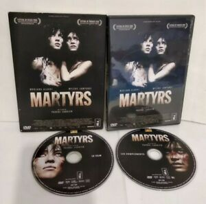MARTYRS-Edition-double-DVD-Pal-Zone-2-Comme-neuf