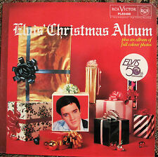 1957 ELVIS' CHRISTMAS ALBUM 50th ANNIVERSARY REISSUE WITH ALBUM OF COLOUR PHOTOS
