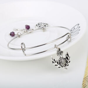 Scottish-Thistle-Pendant-Necklace-Chain-Brooch-Bracelet-Scotland-Themed-UK