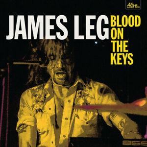 JAMES-LEG-BLOOD-ON-THE-KEYS-ALIVE-RECORDS-VINYLE-NEUF-NEW-VINYL-LP
