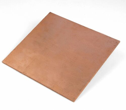 3.0mm Copper Sheet Plate Guillotine Cut Metal Copper Sheet Select Thick 0.3mm