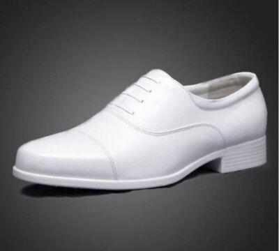 Mens Oxford Dress Formal SHoes Cap Toe