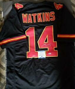 Details about Sammy Watkins Authentic Autographed Jersey
