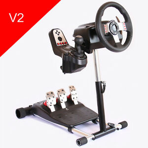 Racing-Steering-Gaming-Wheel-Stand-Pro-for-Logitech-G25-G27-DELUXE