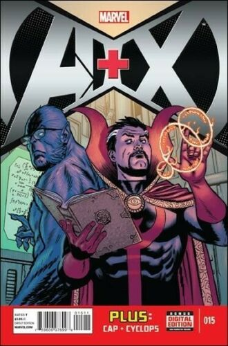 A+X #15 OF 18 FEB 2014 AVENGERS DOCTOR STRANGE X-MEN MARVEL COMIC BOOK 1