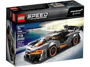 Lego-75892-Speed-Champions-McLaren-Senna-Modele-Racing-jouet-voiture-enfants-Building