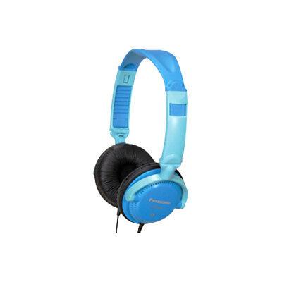Casco Auricular Música DJ Fiesta Mp3 Móvil Panasonic RP-DJS200 Plegable 3,5mm
