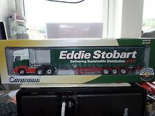 Cararama CR005 1/50 Scania R Truck Tri 3 Axle Trailer Eddie Stobart Susan Dawn