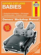 Haynes Explains Babies Manual H6102