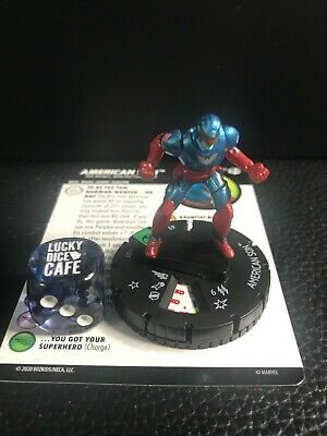 AMERICAN SON 021 Spider-Man and Venom Absolute Carnage HeroClix