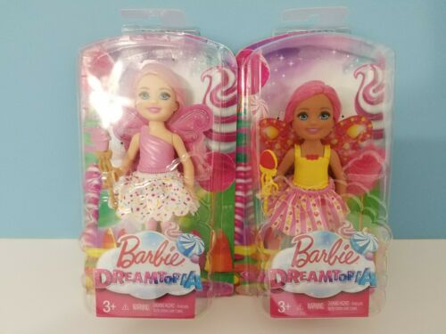 Barbie Dreamtopia Chelsea Fairy set of 2 Dolls New In Box