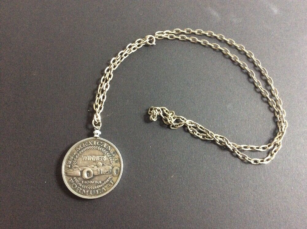 Medaille Winner Honda 1965 MexicanFormula 1