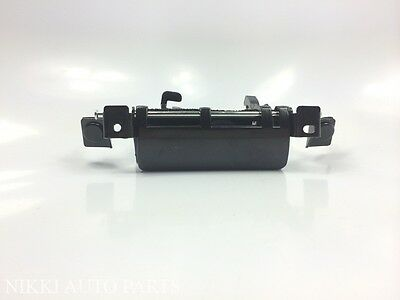 Tailgate Smooth Black Metal Outside Door Handle for Toyota Sienna Sequoia