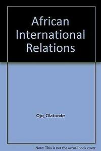 African-International-Relations-Hardcover