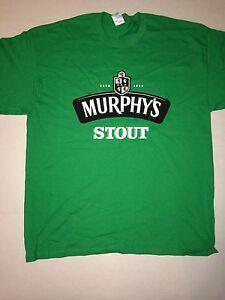 Murphy's Irish Stout t-shirt L