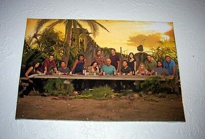 Lost Cast Large Poster #03 24inx36in