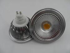 12W LED alternativa para Sylvania Hi-Spot ES111 75W GU10 38 ° Lámpara de inundación Reflector