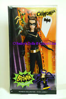 Meow 1966 Classic Tv Series Catwoman Repro Barbie As Lee Merriwether_y0304_nrfb