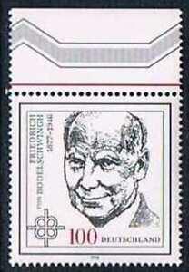 Allemagne-1996-Mi-N-1835-Mnh-Friedrich-von-Bodelschwingh