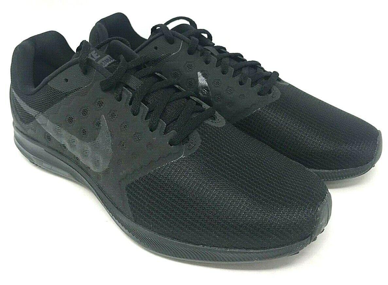Nike Downshifter 7 (4E) SIZE 10.5 Black Metallic Hematite-Anthracite