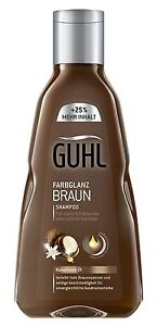 GUHL-Color-Gloss-Brown-Shampoo-250-ml-German-Product
