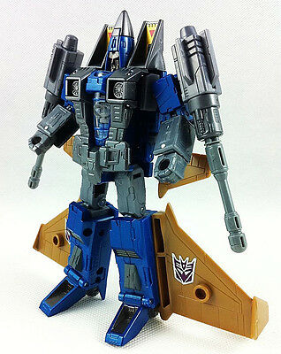 Transformers Henkei Asia Exclusive Seeker ACE # Thundercracker Loose