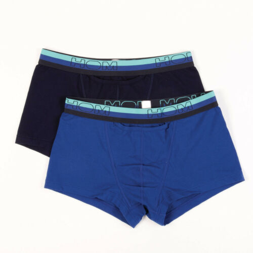 2er-Pack HOM Boxerlines #2 Boxer Briefs HO1 *2 Farben* 400449 Herren Short H01