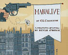 Manalive by G K Chesterton (CD-Audio)