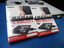 Lot of 2 Line 6 MIDI MOBILIZER II for iPod touch iPhone and iPad - Open Box