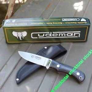 Cuchillo-de-caza-Cudeman-116-KNIFE-MESSER-Mango-Micarta-116K-N