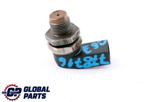 BMW SERIE 3 5 7 E60 E61 E65 E87 E90 E91 Sensore Di Pressione Iniettore Carburante Diesel