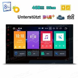 android 8 0 octa core autoradio 4gb ram 32gb rom 7 gps. Black Bedroom Furniture Sets. Home Design Ideas