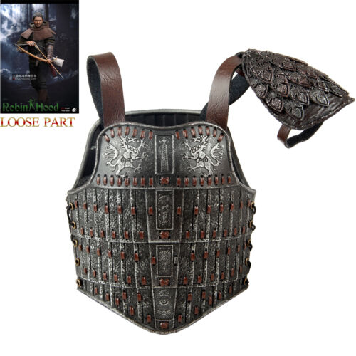 """POPTOYS EX21 1//6 Scale Chivalrous Robin Hood 12/"""" Action Figure Chest Armor"""