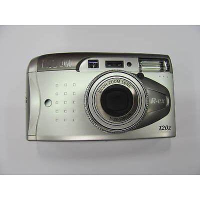 Ricoh R-ex 120z Date 35mm Point and Shoot Film Camera