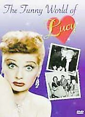 The Funny World of Lucy, (Vol. 1) -  EACH DVD $2 BUY AT LEAST 4 - Very Good -