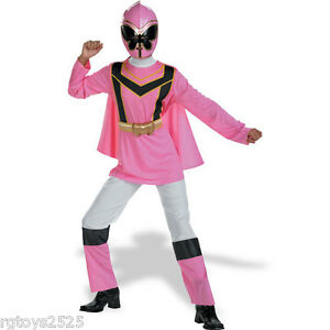 Image is loading Power-Rangers-Mystic-Force-Pink-Ranger-Costume-NEW-  sc 1 st  eBay : pink ranger costume for adults  - Germanpascual.Com