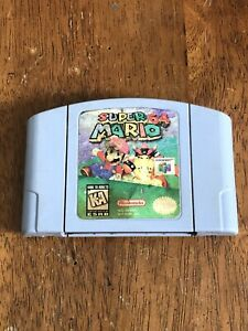 Super-Mario-64-Nintendo-64-N64-Fighting-Game-Cartridge-Cart-Authentic-TESTED