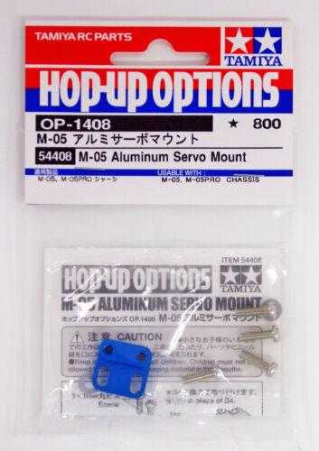 M05 Aluminum Servo Mount Tamiya 54408 OP1408