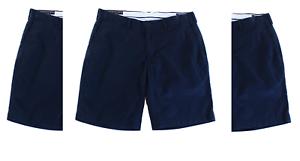 Polo Ralph Lauren Mens Classic Fit Stretch Short, Navy, Size 33
