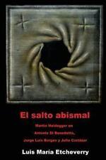 El Acontecimiento en la Literatura: El Salto Abismal : Martin Heidegger en...