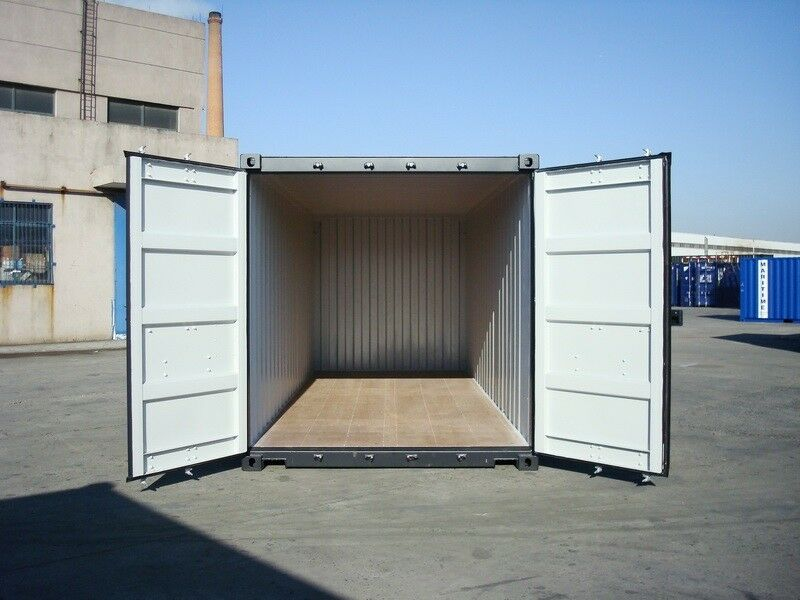 Container, Skibscontainer 20 fod