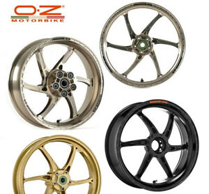OZ Racing GASS RS-A Aluminum Rims Wheels BMW S1000RR S1000 RR S 1000RR S1000R