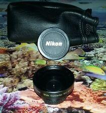 Nikon Wide Converter Lens WC-E24 0.66X - Most Coolpix 990 950 900 800 700 780
