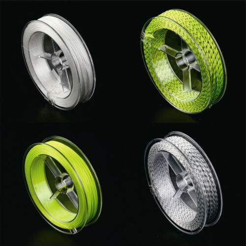100 Yards 20lbs / 30lbs Poly Braided Fly Fishing Backing Line -- Mutil Colors