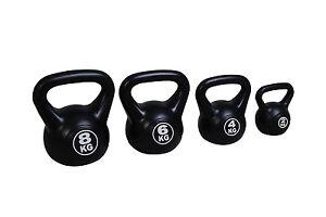 20kg-44lbs-Kettlebell-Weight-Set-2kg-4kg-6kg-8kg-Fitness-Training-Dumbbell