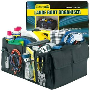 Car-Interior-Large-Foldable-Tidy-Organiser-Travel-Storage-Boot-Bag-Pockets