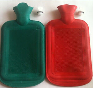 Image Is Loading Good Thick Rubber Hot Cold Water Bottle Bag
