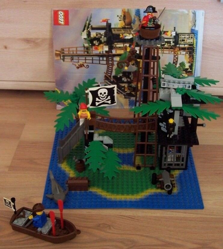 Célébrez le Nouvel An An An Noël LEGO ® Kit Nº 6270 0b2b3e