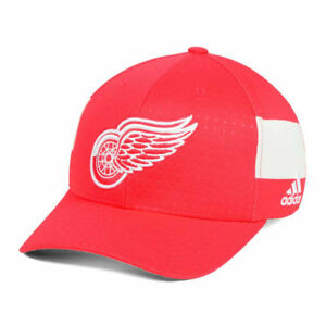 100% authentic cfa61 f9b4a Image is loading Detroit-Red-Wings-NHL-2nd-Season-Draft-Flex-
